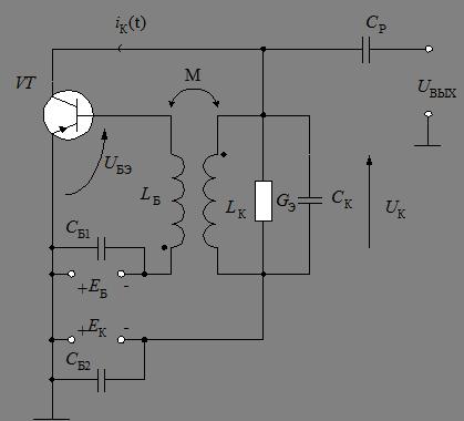 приоткрыл передние схема задающего генератора с индуктивной обратной связью онлайн-калькулятор позволяет